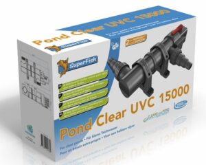 Superfish PondClear UVC 9 watt voor 7.000 liter water